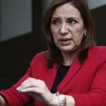 Julia Príncipe, Presidenta del Consejo de Defensa Jurídica del Estado. Foto: ANDINA