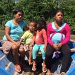 Indígenas awajún de la región Amazonas. Foto: Jonathan Hurtado