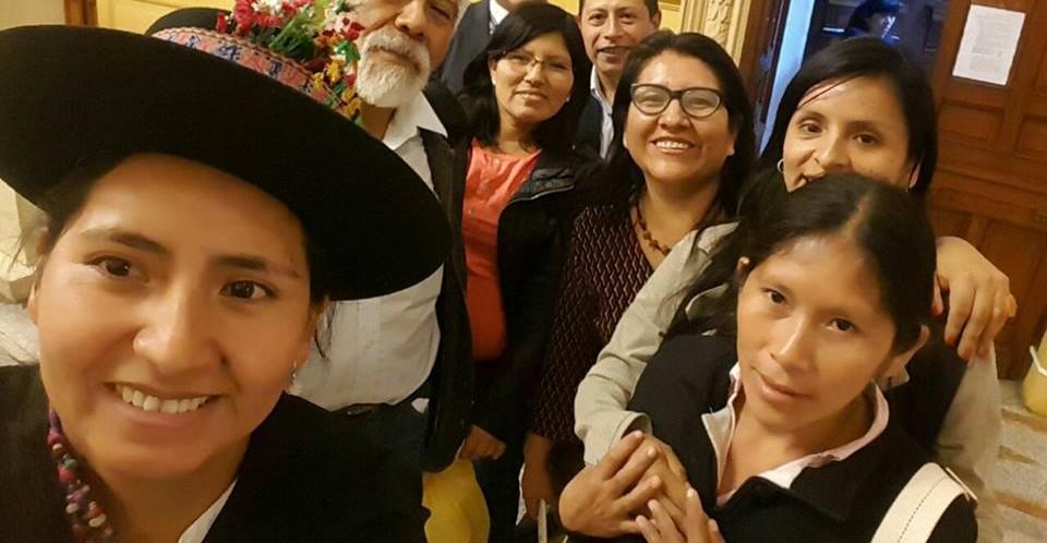 Organizaciones indígenas hacen retroceder al Gobierno y logran que se derogue D.L. 1333