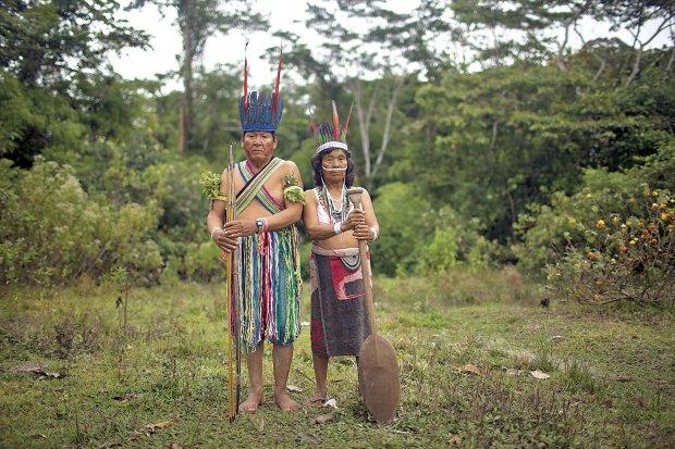 Amenazas. Vías ab ren camino al narcotrafico y tala ilegal.Foto: Ernesto Benavides.