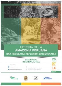Historia de la amazonía peruana: Una necesaria reflexión bicentanaria @ Instituto Raúl Porras Barrenechea | Miraflores | Perú