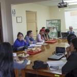 Las clases se desarrollan en la sede del CAAAP, en Magdalena.