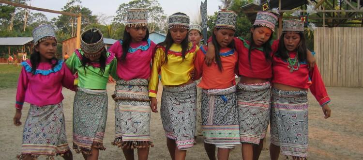 El pueblo indígena shipibo es uno de los más numerosos en el Perú. Foto: Coshikox