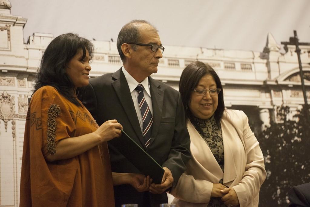 Víctor Zambrano, reconocido defensor de las áreas naturales protegidas