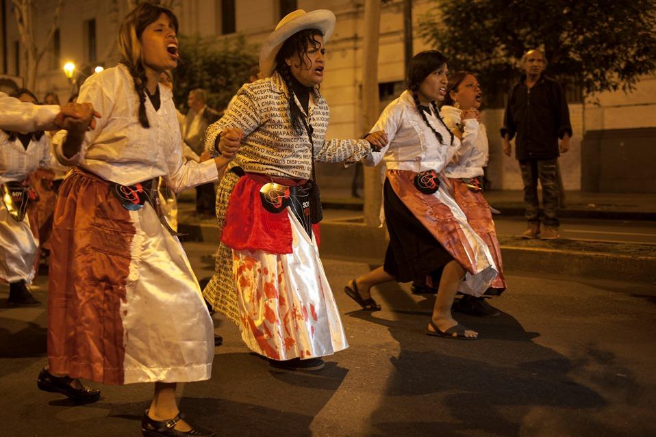 Durante el gobierno de Fujimori se esterilizó a la fuerza a cerca de 300 mil mujeres. Foto: CAAAP
