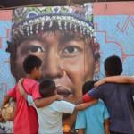 El sueño de la comunidad es tener una vivienda digna para sus hijos. | Fotógrafo: Yaquelin Cruz