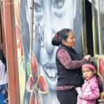No todos los vecinos de Cantagallo tienen claro a dónde irán mientras el Ministerio de Vivienda construye la nueva comunidad shipiba en Lima. Unos aceptaron alquilar un lugar; otros piden un terreno temporal. (Dante Piaggio / El Comercio)