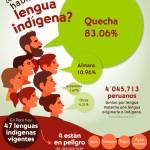 El quechua sigue siendo la lengua indígena y originaria con mayor presencia en el país. | Fuente: El Peruano | Fotógrafo: Elaborado por: Ivón Schmitt - Periodismo Gráfico Audiovisual