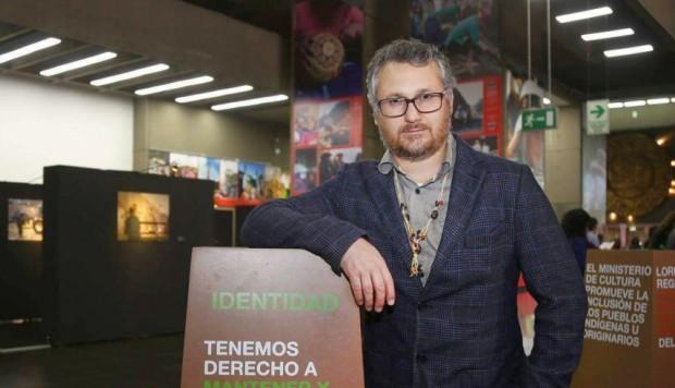 Agustín Panizo es lingüista, estudió en la Pontificia Universidad Católica del Perú y habla varios idiomas, entre ellos quechua. Él encabeza la Dirección de Lenguas Indígenas del Ministerio de Cultura. (Foto: Ministerio de Cultura)