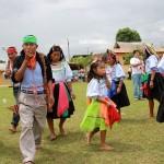 Nativos de Lamas. Foto: Andina