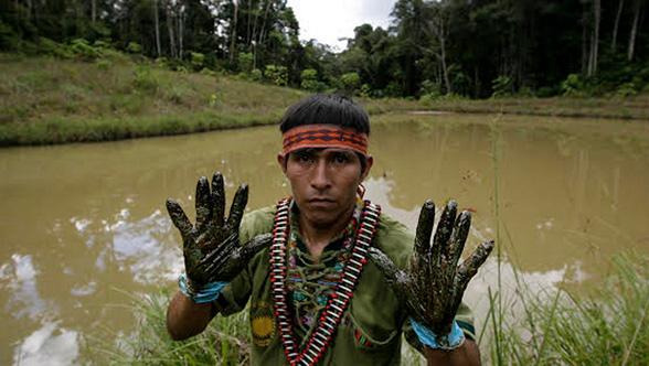 Imagen de Puinamudt, plataforma que agrupa a las federaciones indígenas de las cuencas del Corrientes, Pastaza, Tigre y Marañón