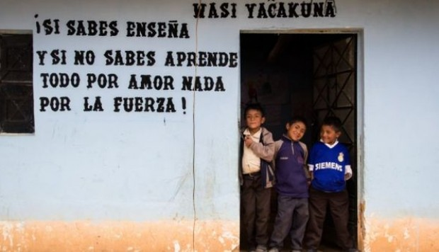 En el Perú actualmente existen 47 lenguas originarias que se hallan vigentes. (Foto referencial: Liz Tasa / El Comercio)