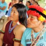 Representantes de la Nación Wampis. Foto: GTANW