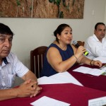 Claricsa Guerra Sandoval, de la Dirección Regional de Comercio Exterior y Turismo (DIRCETUR - Madre de Dios). Foto: CAAAP