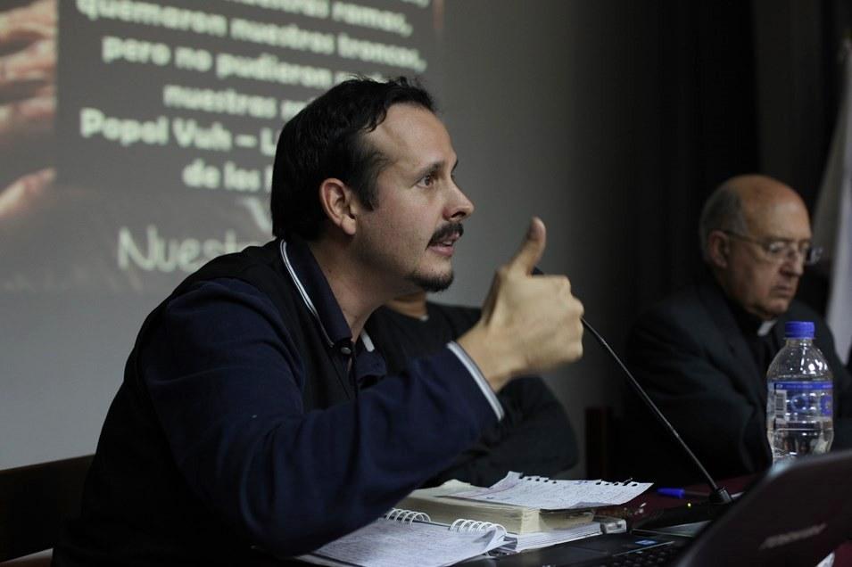 Mauricio López, secretario ejecutivo de la REPAM. Foto: CAAAP