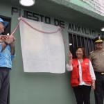 Puesto de Auxilio Rápido para Cantagallo   Fuente: MIMP