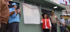 La ministra de la Mujer anunció un Centro de Emergencia Mujer en Cantagallo