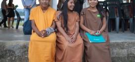 Jóvenes nativos de NOPOKI llegan a Puerto Maldonado para encuentro con el Papa