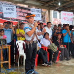 """Este martes comienza el segundo juicio oral contra 25 indígenas por caso """"Estación 6""""."""