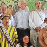 Se espera un multitudinario recibimiento al papa Francisco en Puerto Maldonado. Créditos: Javier Quispe