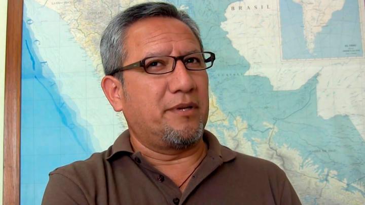 Ismael Vega, director del CAAAP.
