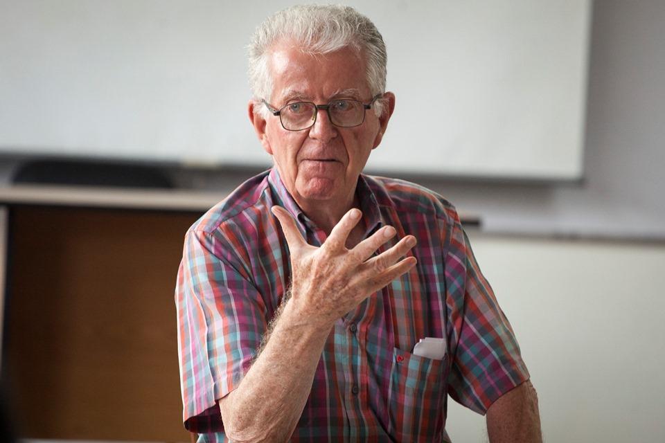 Pedro Hughes, asesor de la REPAM. Foto: CAAAP