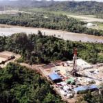 Nativos evaluarán qué respuesta darán a la empresa TGP acusada de derramar gas en el Bajo Urubamba.