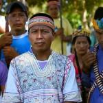Apu James Rodríguez y nativos de las cinco cuencas loretanas. | Fuente: Chaikune Institute
