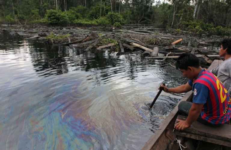 Cómo enfrentar la contaminación en las cuencas de Loreto, conversatorio este viernes en Iquitos