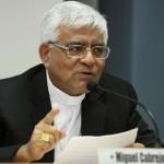 Monseñor Héctor Miguel Cabrejos. Foto: ANDINA