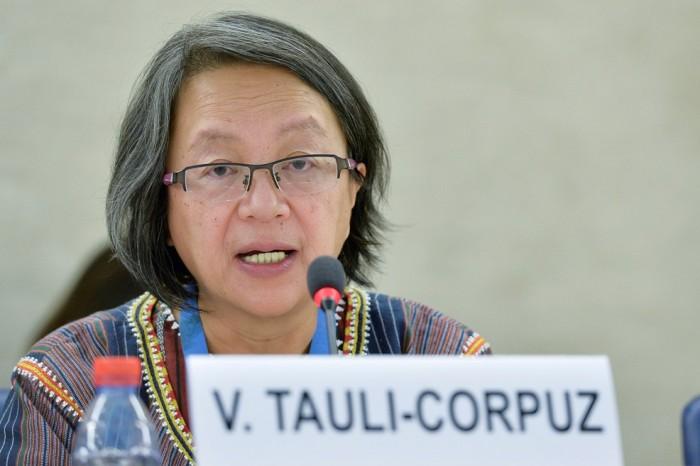 Relatora de la ONU, Victoria Tauli-Corpus, se ha expresado en contra de la polémica norma.