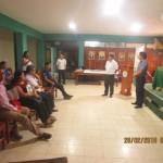 Taller con funcionarios y servidores públicos en Satipo. Foto: CAAAP Selva Central