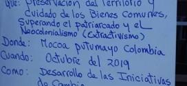 Foro Panamazónico convocó al mundo al IX Encuentro en Mocoa, Colombia