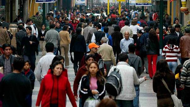 El sondeo fue aplicado a 4,236 personas a fines del año pasado. | Fuente: Andina
