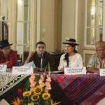 Audiencia sobre pueblos indígenas y corrupción en el marco de la VIII Cumbre de las Américas. Foto: CNA