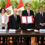 Presidente Martín Vizcarra promulgó Ley que presentó la congresista Tania Pariona.