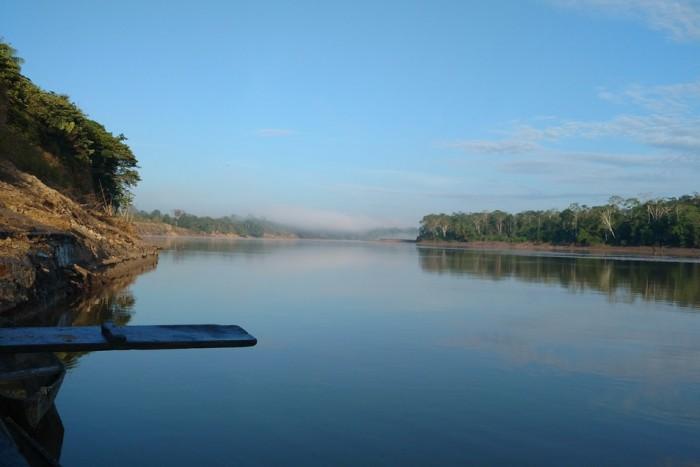 Río Putumayo. Foto: Martina Conchione