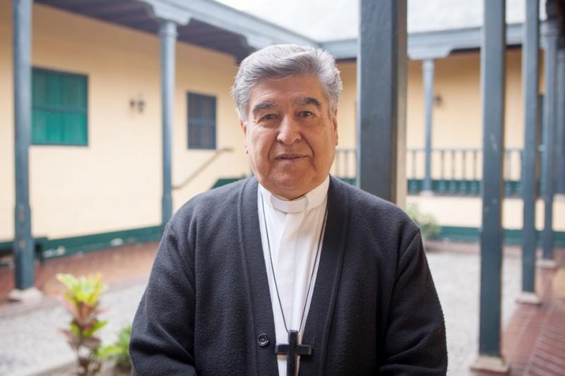 Felipe Arizmendi Esquivel, Obispo Emérito de San Cristóbal de las Casas, en Chiapas. Foto: CAAAP