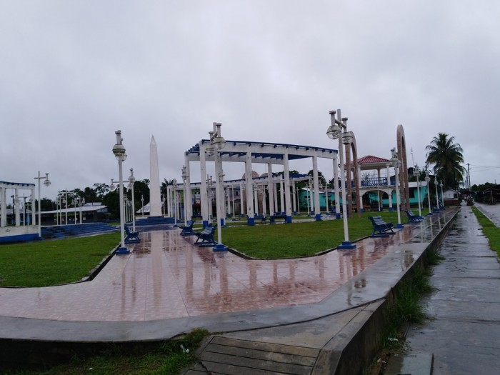 Plaza de El Estrecho. Foto: CAAAP