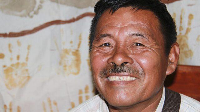 Apu de la comunidad kukama de Tarapacá. Foto: Rusbell Casternoque Torres