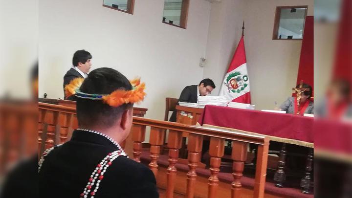 A los indígenas se les vulneraron sus derechos a la consulta previa. Foto: La República