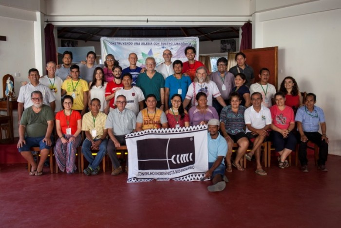 Foto final de los participantes. Credito: CAAAP