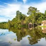 El río Yanayacu es una de las zonas concesionadas a la minería. Ahora está en peligro. (© Jesse Kraft/123RF.com)