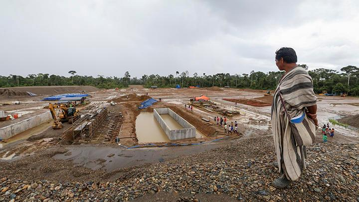 El proceso de titulación de tierras indígenas es largo, complicado y costoso