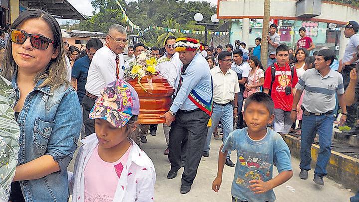 Organizaciones awajún y wampis se pronuncian sobre asesinato de sacerdote Carlos Riudavets