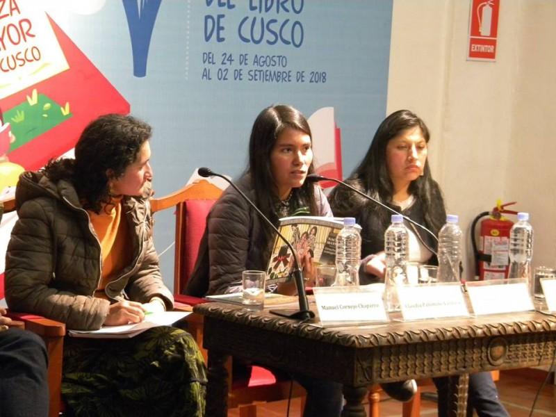 En la palabra, Brenda Araujo, autora de Estudio de la Mujer Indígena Amazónica.