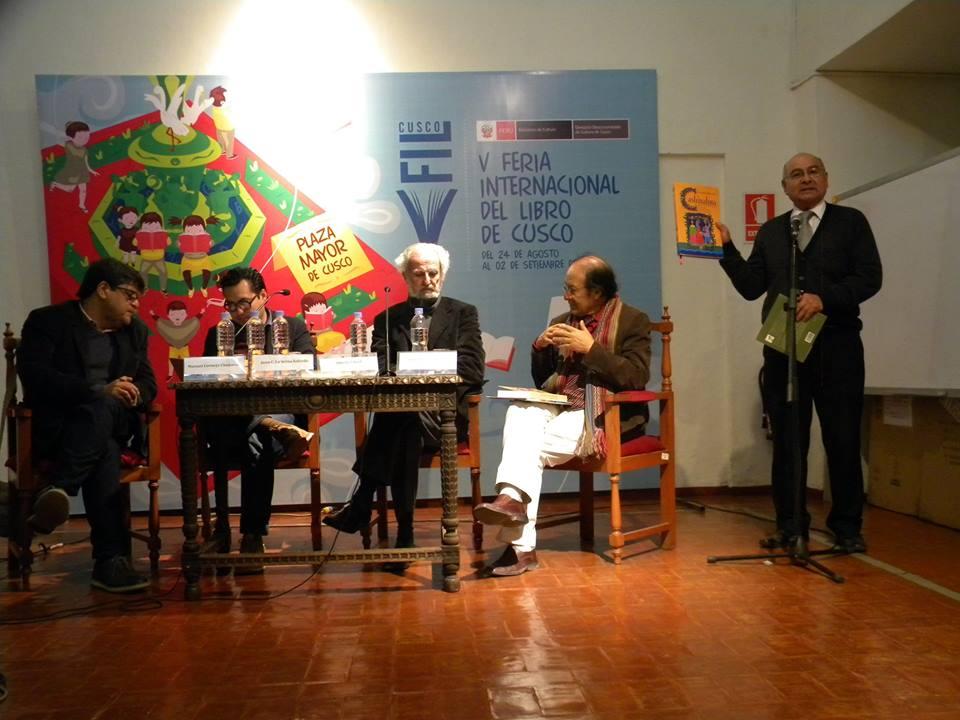 Presentación de Después del caucho, de Alberto Chirif.