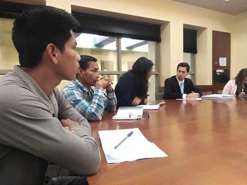 Reunión en Colorado, EE.UU.