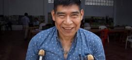 """Santiago Manuin: """"El rostro amazónico (de la Iglesia) está en que el indígena asuma su responsabilidad y no el misionero"""""""