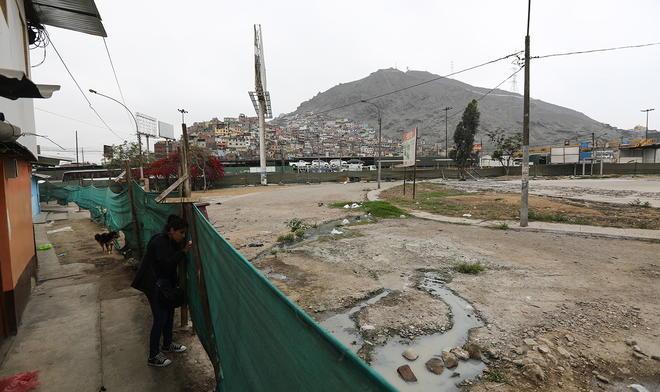 Problema social. Sin avances en la construcción, las familias shipibas deberán alquilar viviendas por más tiempo. Créditos: Jorge Cerdán